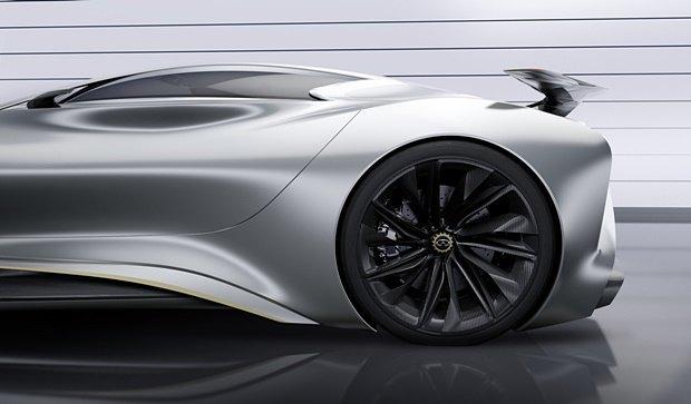Концепт: суперкар Infiniti для игры Gran Turismo. Изображение № 9.