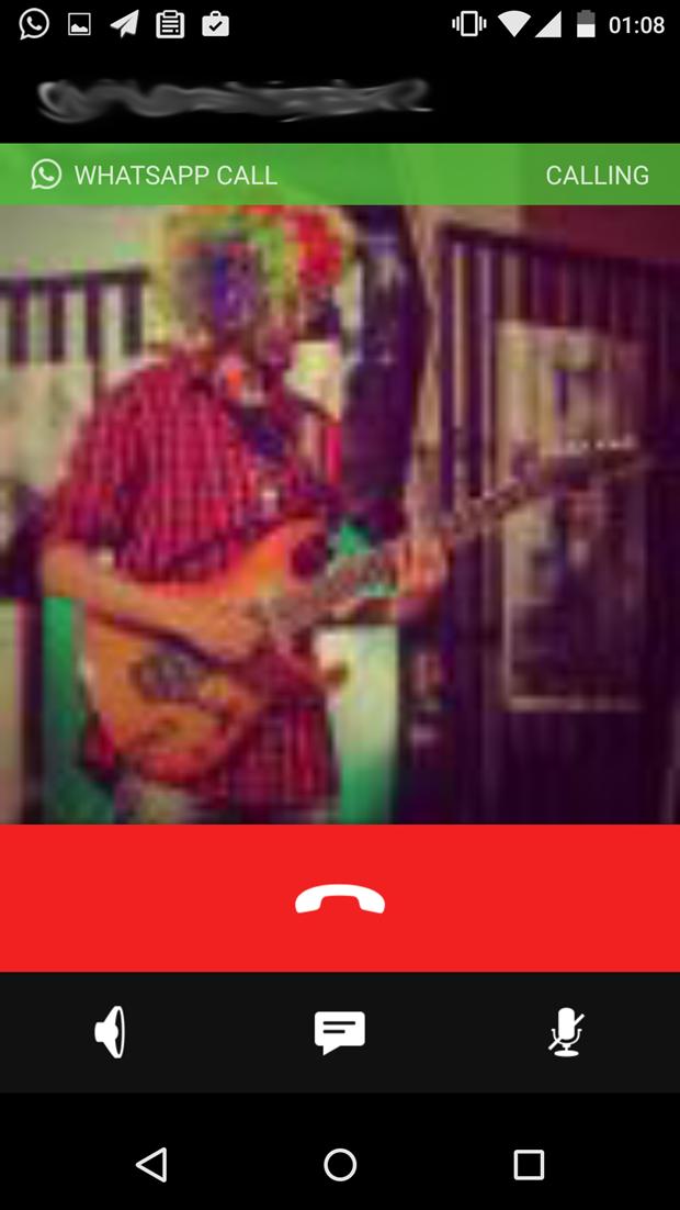 Появились скриншоты голосовых звонков в WhatsApp. Изображение № 3.