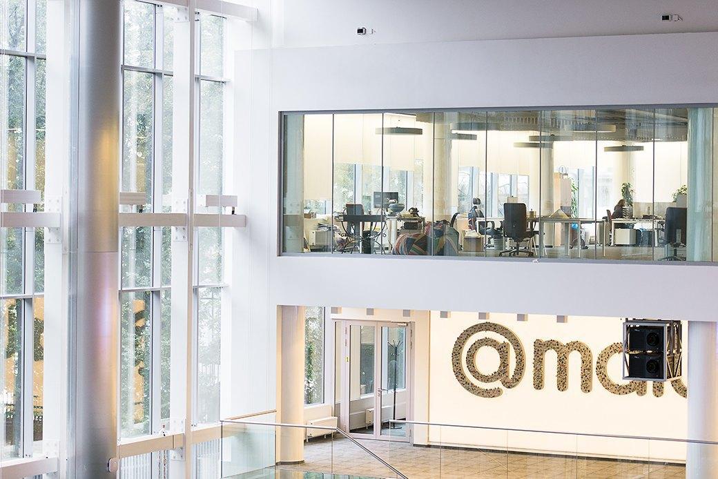 Что происходит в новом офисе Mail.ru. Изображение № 5.