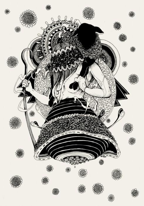 Художник и иллюстратор Pat Perry. Изображение № 9.