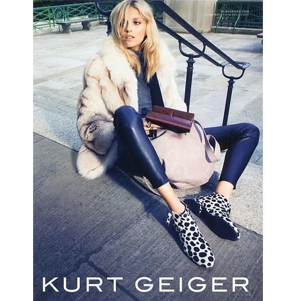 Кампания: Kurt Geiger FW 2011. Изображение № 1.
