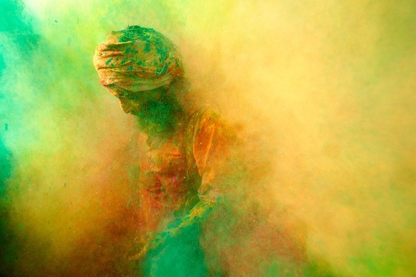 Торжество цвета. Poras Chaudhary. Изображение № 18.