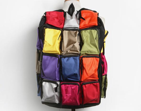 Осенняя коллекция сумок и рюкзаков от Coordi.ru. Изображение № 1.