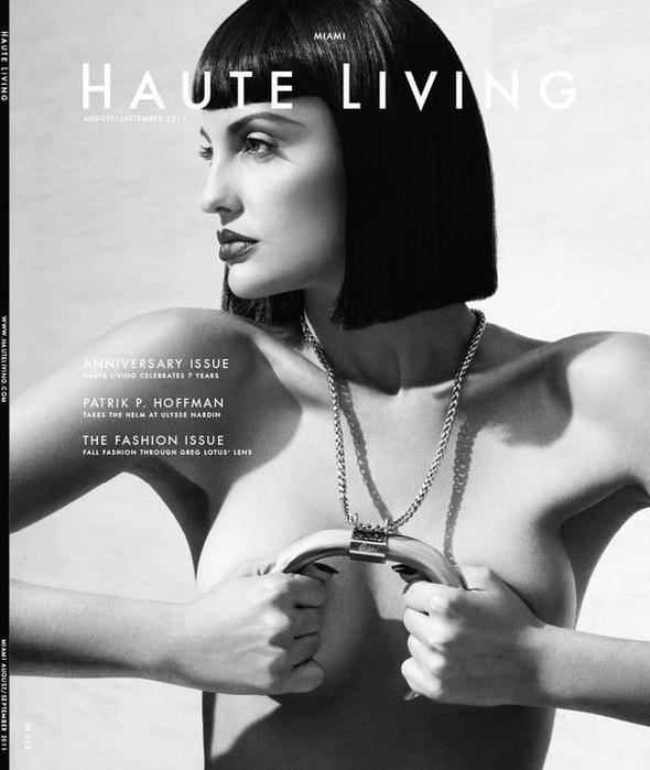 Съемка: Джессика Б. для Haute Living Miami, сентябрь 2011. Изображение № 1.