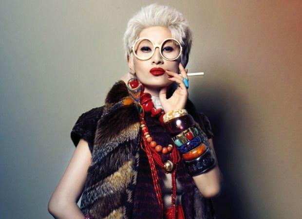 Корейский Vogue, октябрь 2012. Изображение № 19.