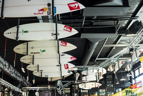 Новый магазин Quiksilver на юге Франции – Boardriders 162 Campus. Изображение № 6.