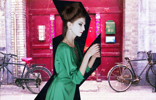 Fashion съемка одежды секонд - хенд. Изображение № 16.