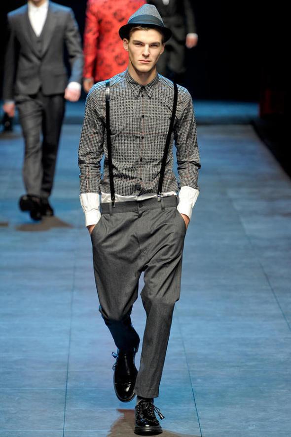 Изображение 10. Milan Fashion Week. Часть 1.. Изображение № 10.