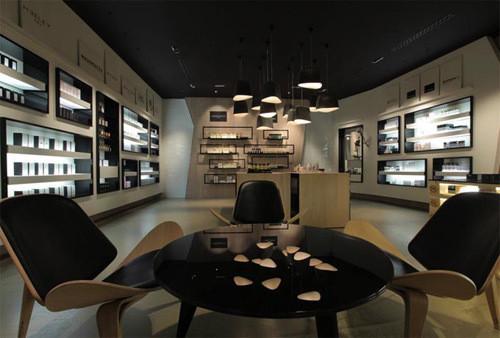 Изображение 18. 20 Великолепных дизайнерских концепций бутиков.. Изображение № 25.