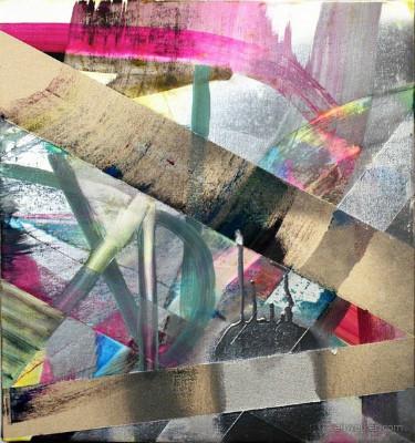 Точка, точка, запятая: 10 современных абстракционистов. Изображение № 62.
