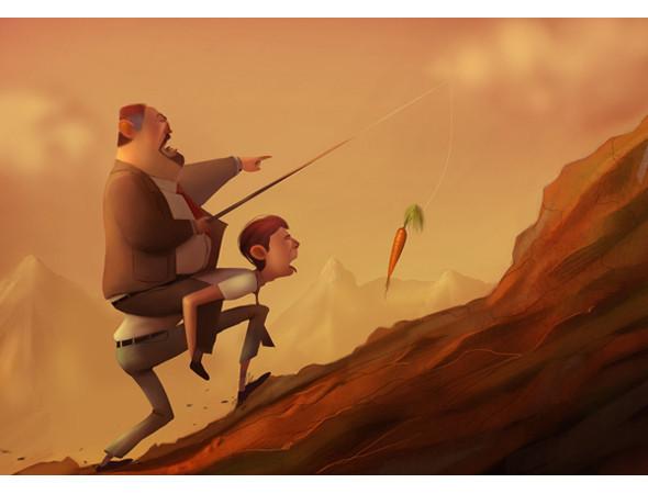 Создать папку: 5 успешных российских иллюстраторов рассказывают о портфолио. Изображение №26.