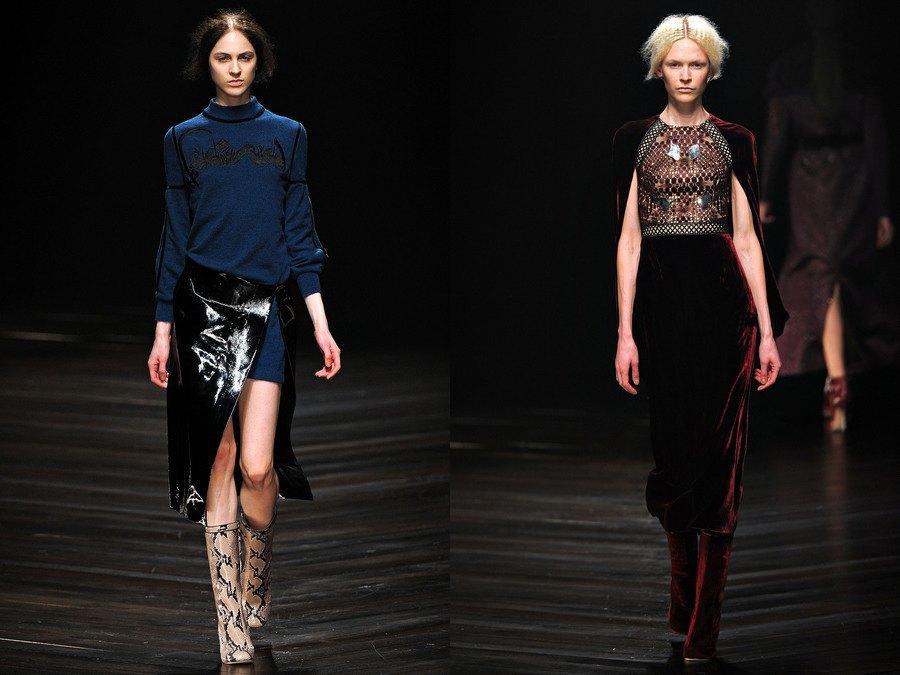 Неделя моды в Лондоне:  Дни 2 и 3. Изображение № 47.