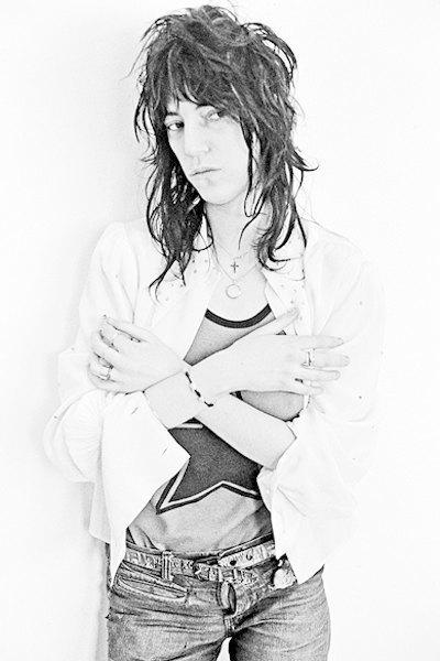Патти Смит, певица. Изображение № 3.