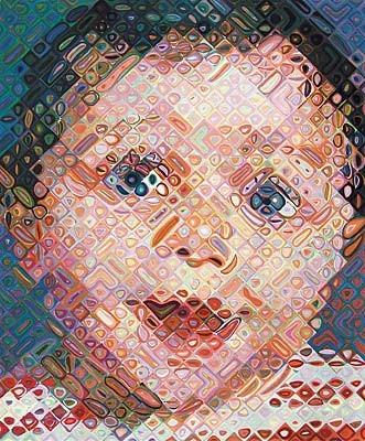 Chuck Close. Изображение № 3.
