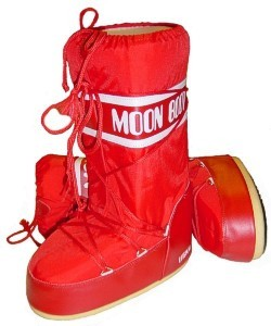 Лунная обувь жителей Земли. Изображение № 13.