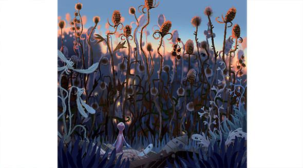 Pixar выпустили арт к отмененному мультфильму. Изображение № 3.