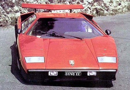Lamborghini 1974 Countach LP400. Изображение № 10.