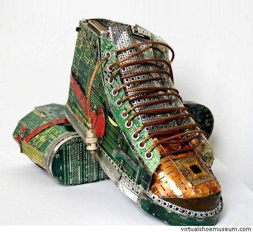 Креативная обувь. Изображение № 31.