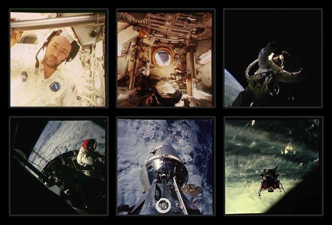 NASA выложили онлайн фотоисторию миссии «Аполло». Изображение № 8.