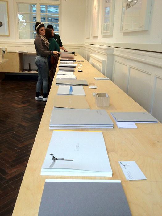 Работы лондонских студентов: Кингстонский университет. Изображение № 21.