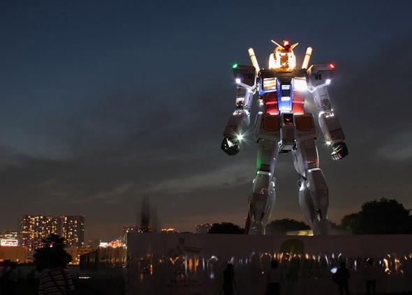 Суперроботы на вооружении у Японии. Изображение № 7.