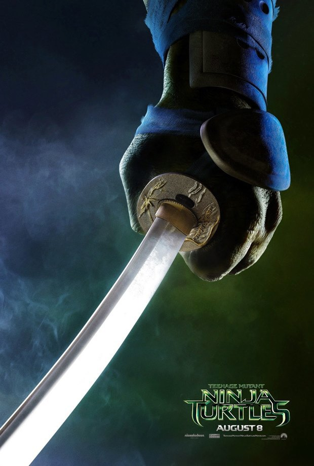 Новая реклама «Черепашек-ниндзя» показала Сплинтера. Изображение № 2.