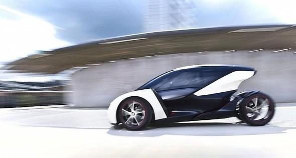 Новый электромобиль Opel. Изображение № 3.