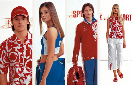 Олимпийская мода. Изображение № 2.