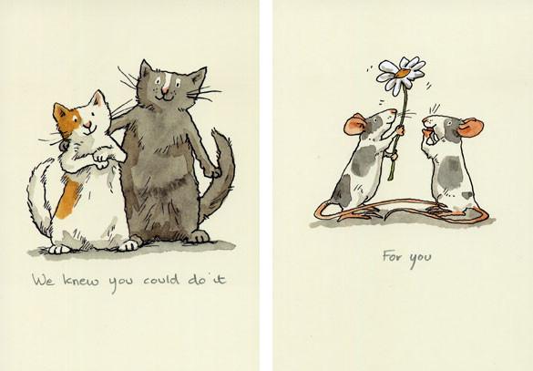 Замечательные открытки Аниты Джерам и Роба Райана. Изображение № 3.