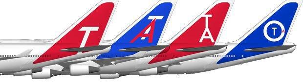 Редизайн: Новый логотип «Трансаэро». Изображение № 21.