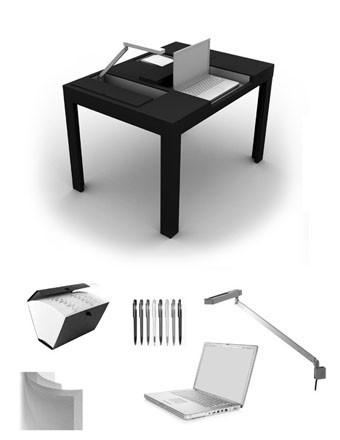 «Стол – трансформер». Изображение № 2.