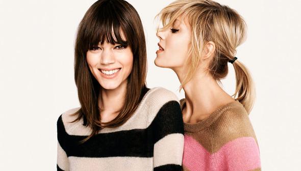 Кампания: Аня Рубик и Фрея Беха для H&M. Изображение № 5.