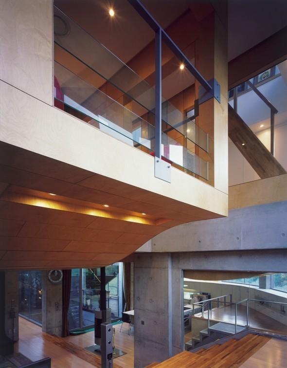 Дом и офис в Корее. Изображение № 8.