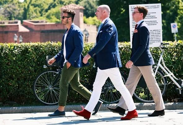 Как одеваются итальянцы? (продолжение). Изображение № 2.