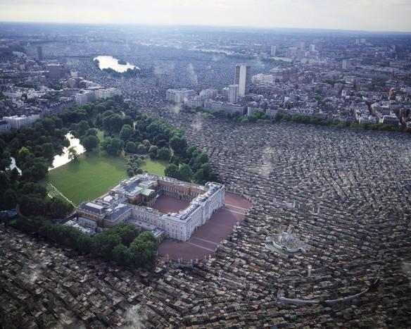 Будущее Лондона. Изображение № 2.