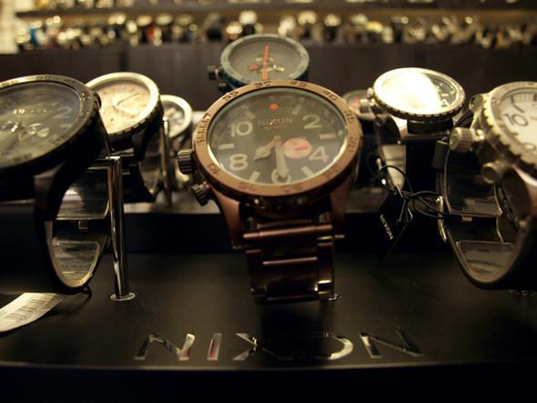 Изображение 1. TimeTelling.ru — From NIXON With Watches.. Изображение № 2.