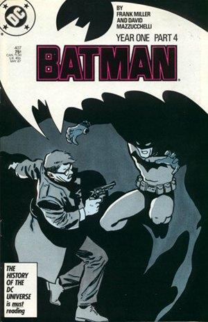 15 лучших комиксов  о Бэтмене. Изображение № 5.