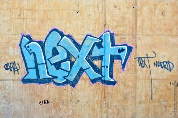 Граффити и стикеры Салоу, Испания. Изображение № 5.