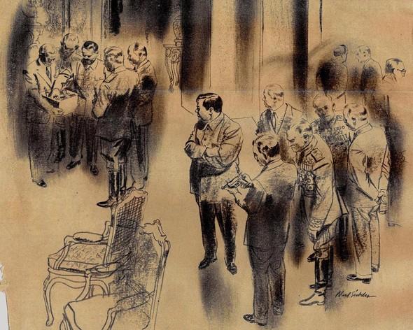 Американские иллюстраторы 40–60гг. ЧАСТЬ 1. Изображение № 56.