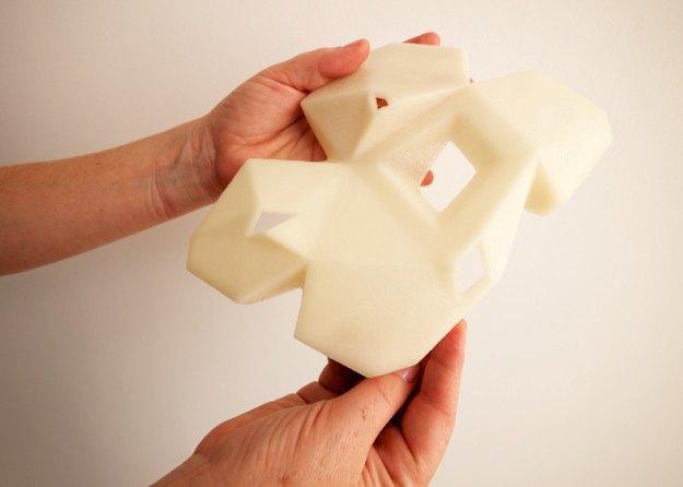 Дизайнеры распечатали на 3D-принтере иглу из соли. Изображение № 5.