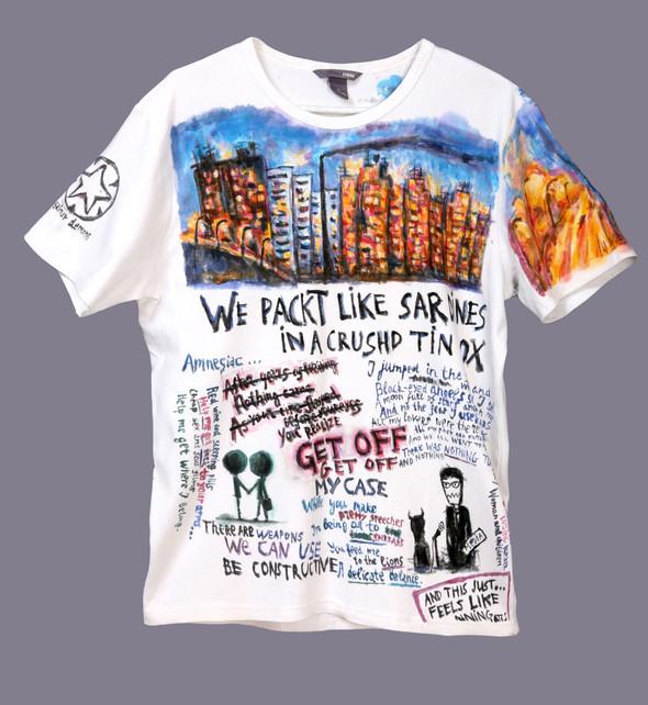 Новый взгляд на футболки: NIKSMADE. Изображение № 9.