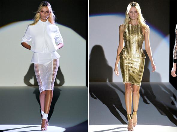 Показы Paris Fashion Week SS 2012: День 8. Изображение № 2.