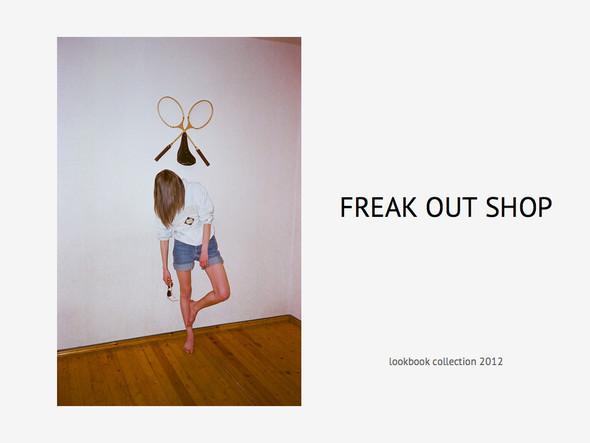 Лукбук: Freak Out Shop SS 2012. Изображение № 1.