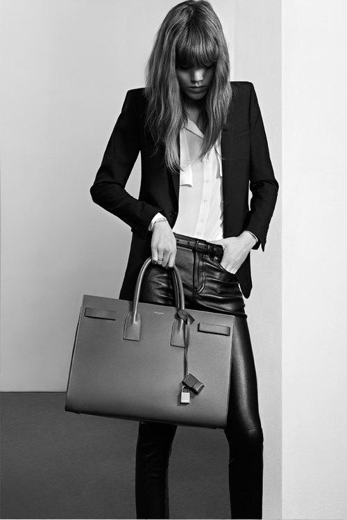 Вышли новые кампании Chanel, JNBY и Saint Laurent. Изображение № 73.