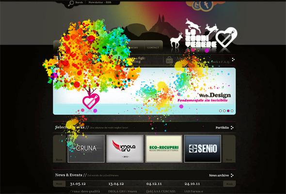 Подборка невероятных сайтов веб-дизайн студий. Изображение № 14.