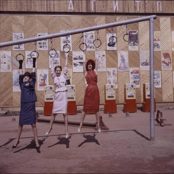 1959 г. Christian Dior в СССР. Изображение № 20.