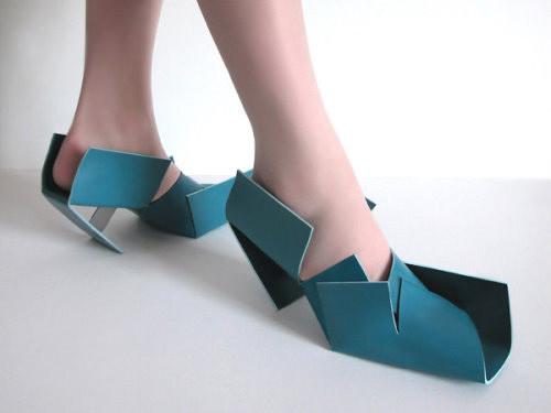 Найстраннейшие женские туфельки. Изображение № 19.