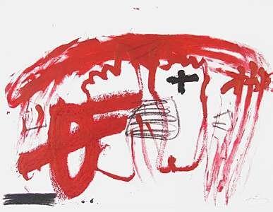 Antoni Tapies. Изображение № 19.