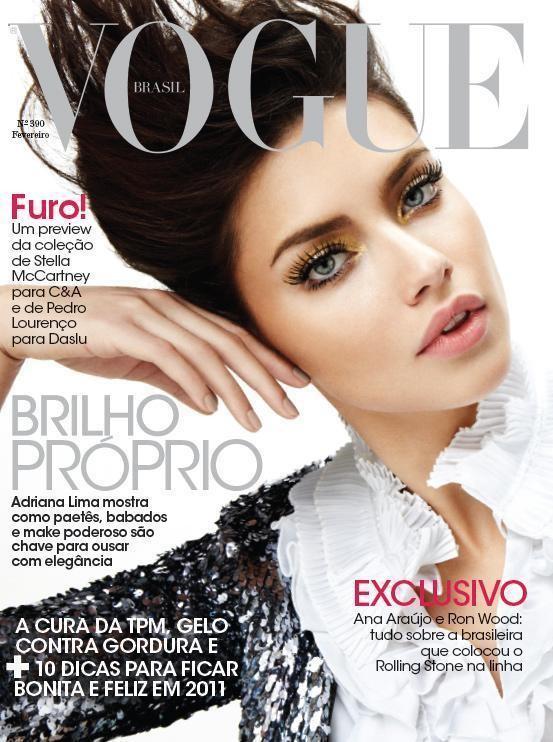 Изображение 1. Обложки Vogue: Британия, Австралия и другие.. Изображение № 2.