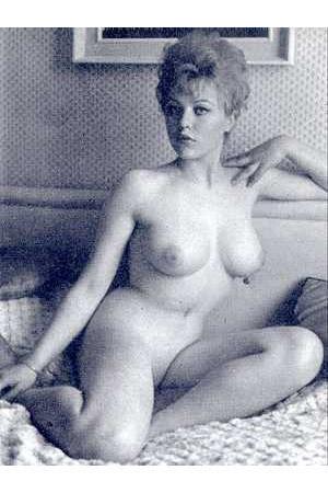 Части тела: Обнаженные женщины на фотографиях 50-60х годов. Изображение № 71.
